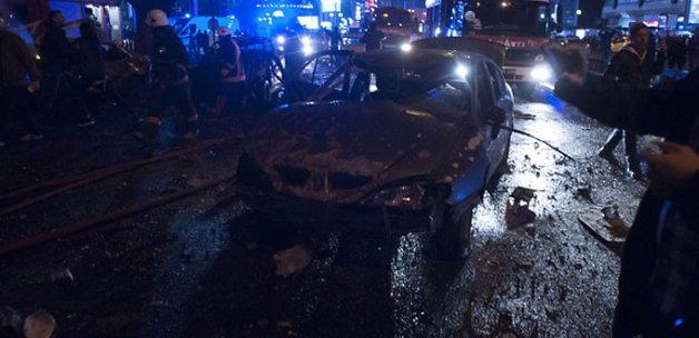 DHA: Ankara'daki Saldırıda En Az 5 Ölü