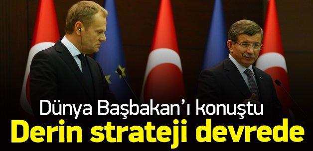 Dış basın AB ile Türkiye görüşmesini böyle gördü