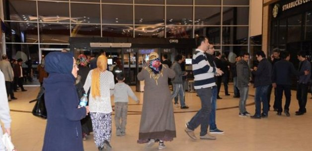 Diyarbakır'da silah sesi panikletti