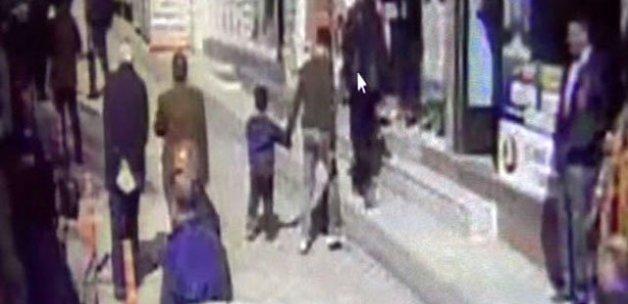 Dolandırılmak istenen ev hanımını gerçek polisler kurtardı
