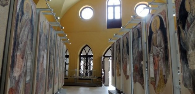 Ecdat yadigarı cami Bizans müzesi oldu!