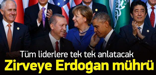 Erdoğan Amerika'da 'güvenli bölge'yi anlatacak
