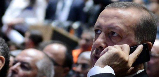 Erdoğan'dan Ahmet Yaşar'ın oğluna taziye telefonu