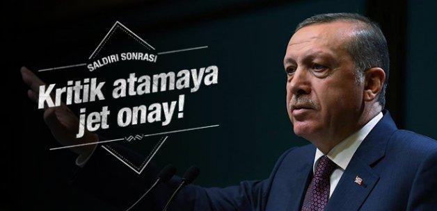 Erdoğan'dan kritik atamaya jet onay!