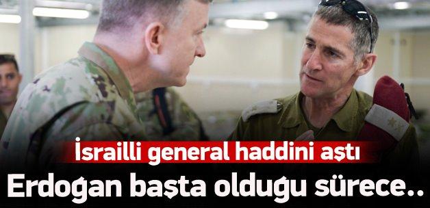 """""""Erdoğan Türkiye'nin başında oldukça..."""""""