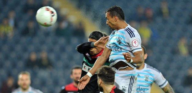 Fenerbahçe 3-1 Amedspor -Maç özeti-
