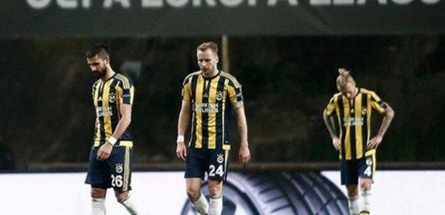 Fenerbahçeli yöneticilerden futbolculara moral