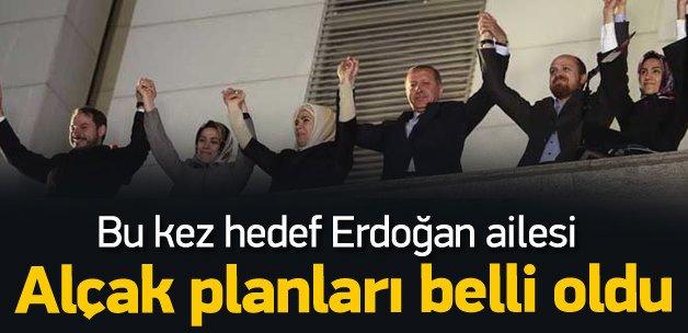 FETÖ'den Erdoğan ailesine akıl almaz tuzak
