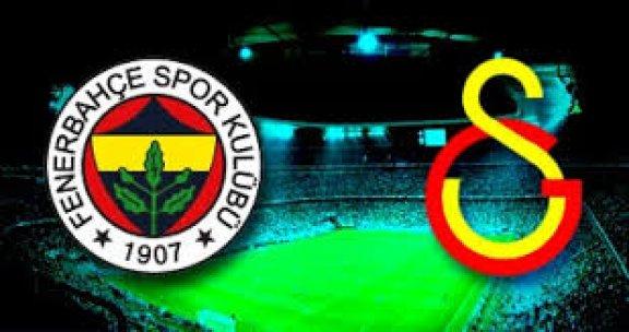 Galatasaray - Fenerbahçe derbisinin biletleri satışta