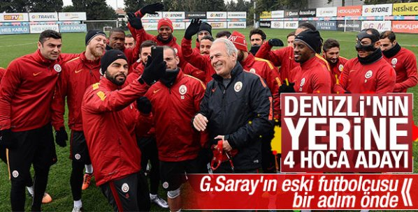 Galatasaray'ın yeni teknik direktör adayları