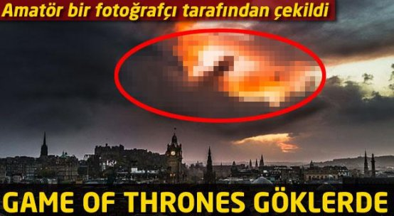 Game of Thrones göklerde