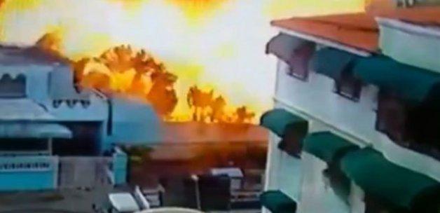 Gaz sızıntısı sonrası facia, 2 ölü!