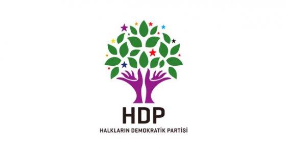 HDP: Bombalı saldırıyı lanetliyoruz
