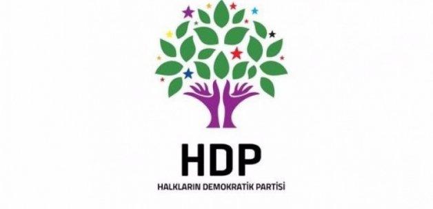 HDP'nin dokunulmazlık teklifi
