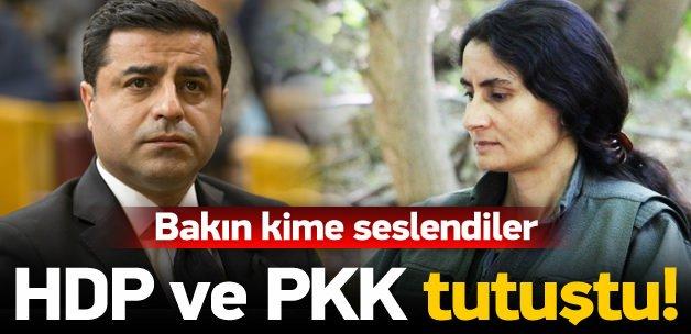 HDP ve PKK'yı korku sardı