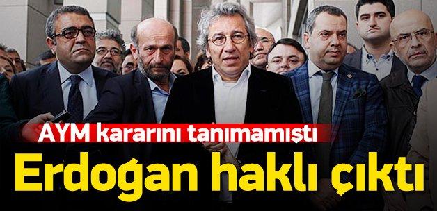 Hukukçulardan Erdoğan'a destek
