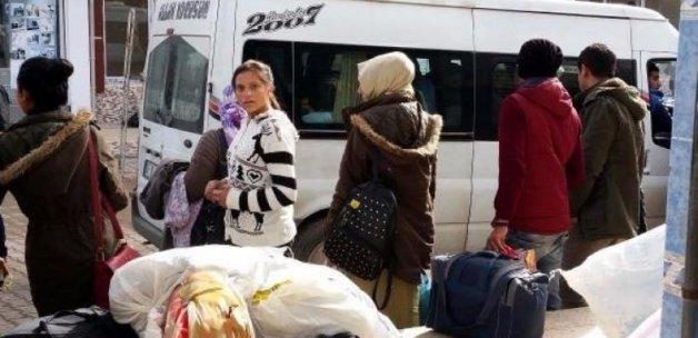 idil'de vatandaşlar geri dönüyor