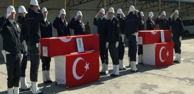 İdil şehitleri için tören düzenlendi
