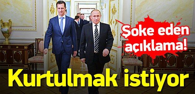 Independent: Rusya, Esad'dan kurtulmaya hazır