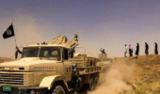 """Irak: IŞİD'in """"Kimyasal Silah Birimi Sorumlusu"""" Yakalandı"""