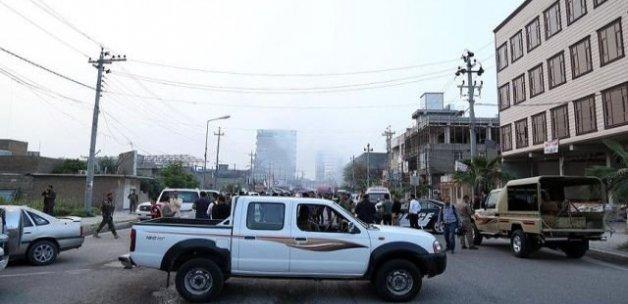 Irak'ta bombalı saldırı, 34 ölü