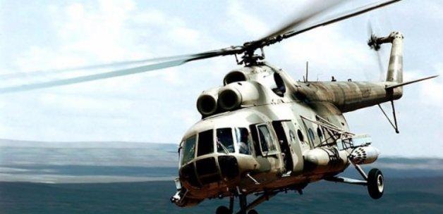 İran'da ambulans helikopter düştü: 10 ölü