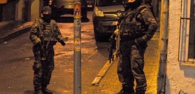 İstanbul'da 137 kişi gözaltında