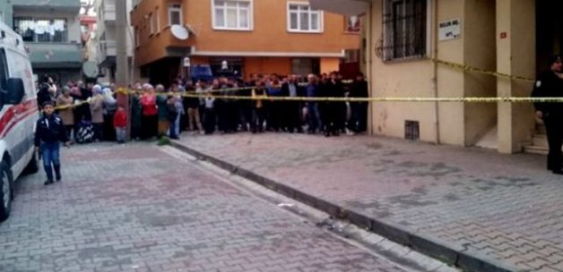 İstanbul'da baba dehşeti