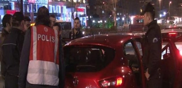 İstanbul'da 'huzur' operasyonu