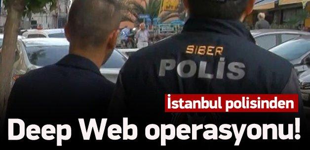 İstanbul polisinden Deep Web operasyonu