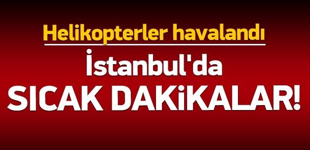 İstanbul'u ayağa kaldıran olay!