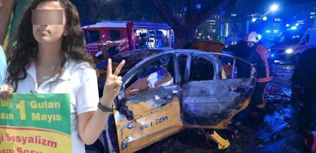 İstiklal Marşı'na Saygısızlık Yapan Kız, 3 Yıl Sonra Canlı Bomba Oldu