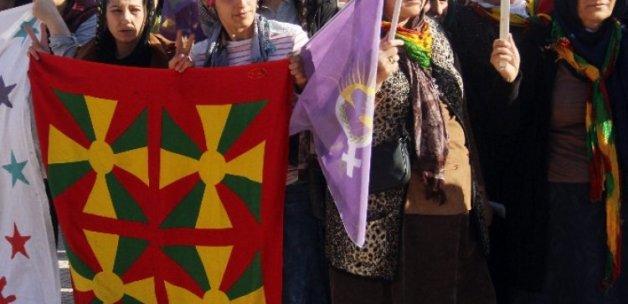 Kadınlar Günü değil PKK propagandası