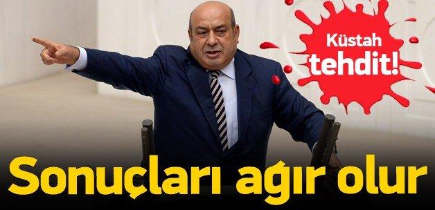 Kaplan: Ankara Meclisi artık meclisimiz değildir