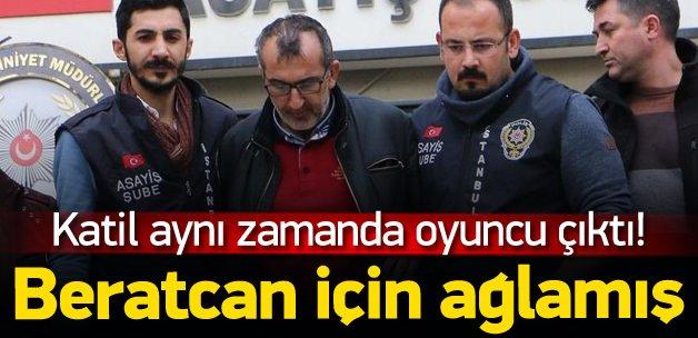 Katil Ersin Kaşıkçı Beratcan için polise ağlamış