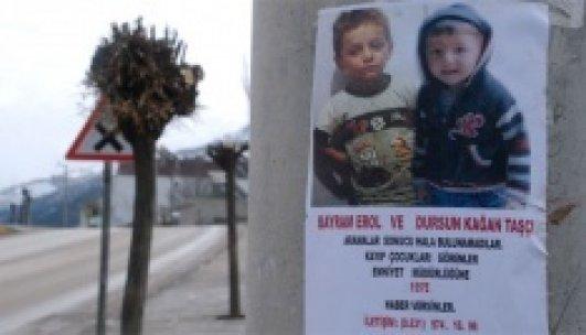Kayıp iki çocuğun yerini ihbar edene 100 bin TL para ödülü