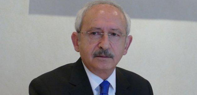 Kılıçdaroğlu:Toplumsal barış ve huzurumuz hedef alınmıştır