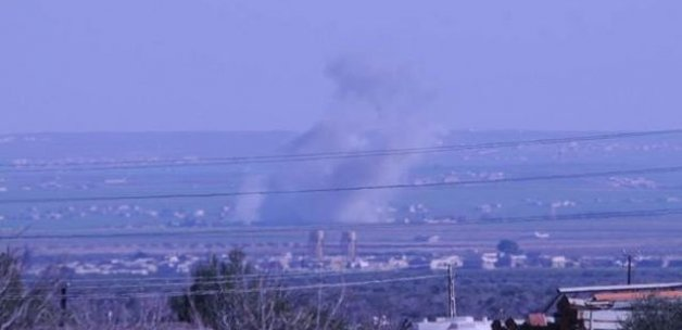 Kilis sınırında DAEŞ ile muhalifler arasında çatışma