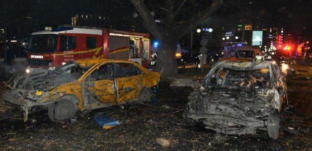 Kızılay Meydanı Yaya Ve Araç Girişine Kapatıldı