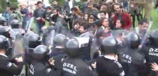 Kocaeli Üniversitesi'nde Nevruz gerginliği