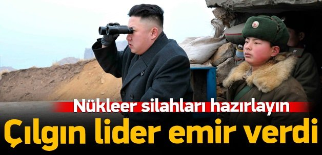 Kuzey Kore'den nükleer tehdit!