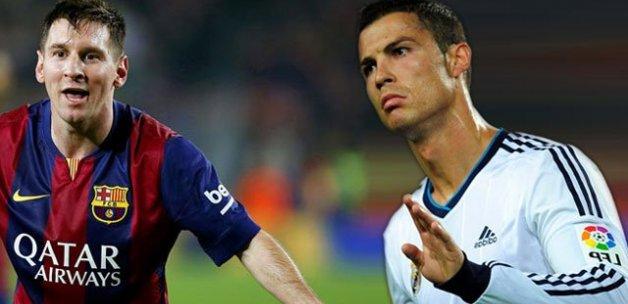 'Messi mi, Ronaldo mu' tartışması kanlı bitti