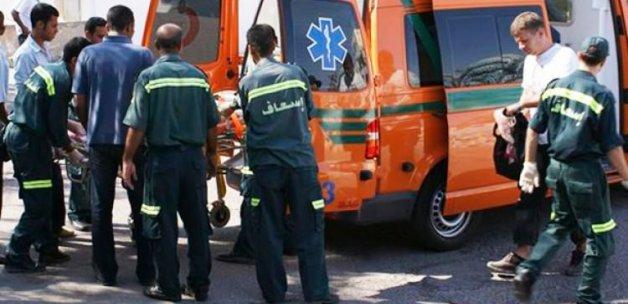 Mısır'da feci kaza: 12'si asker, 18 kişi öldü