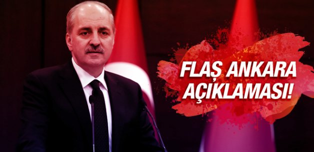 Muhalefete ortak deklarasyon çağrısı!