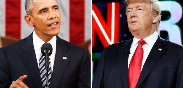 Obama'dan Trump'a sert 'Müslüman' tepkisi