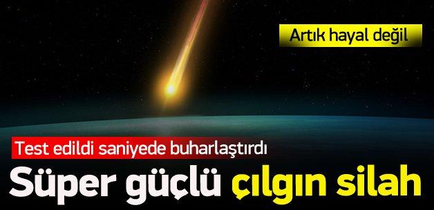 'Ölüm Yıldızı' Dünya'yı koruyacak