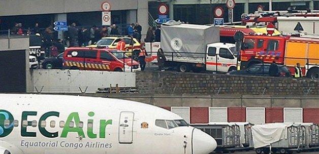Otel hastaneye çevrildi! Tüm uçuşlar durduruldu