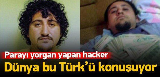Parayı yorgan yapan Türk hacker suçunu itiraf etti