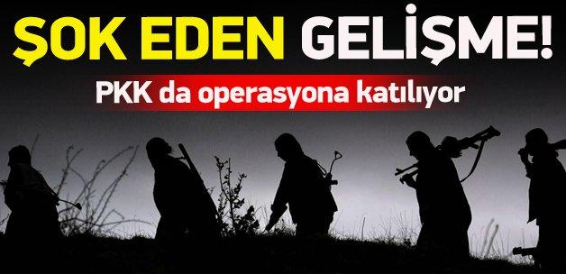 PKK da Musul'da operasyona katılıyor