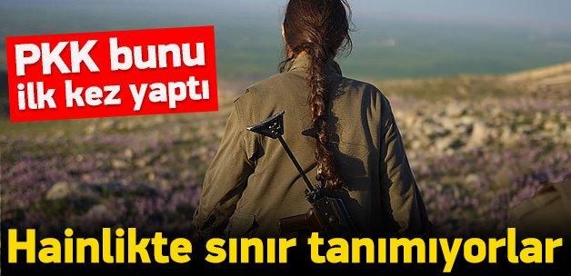 PKK'lılardan parke taşı şeklinde bombalı tuzak